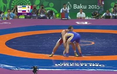 Александр Тимченко приносит первую медаль Украине на Европейских Играх