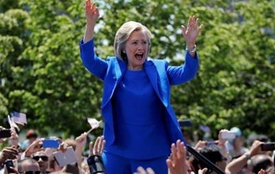 Хиллари Клинтон пообещала противостоять Путину
