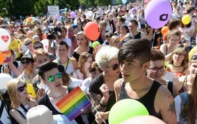 В Варшаве прошел крупнейший в истории Польши гей-парад