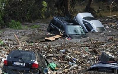 Украинцев нет среди пострадавших во время наводнения в Грузии