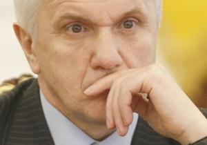 Литвин предложил нардепам самим решать, стоит ли голосовать с помощью сенсорной кнопки