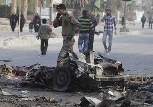 В Багдаде произошла серия антишиитских терактов, погибли 19 человек