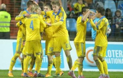 Сборная Украины разгромила Люксембург в отборе на Евро-2016