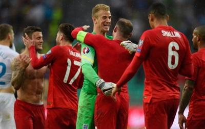 Сборная Англии с трудом одолела команду Словении