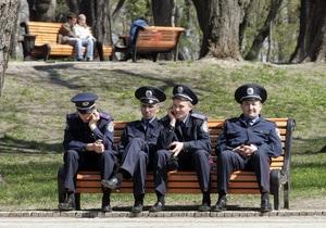 В Киеве усилят меры безопасности на майские праздники