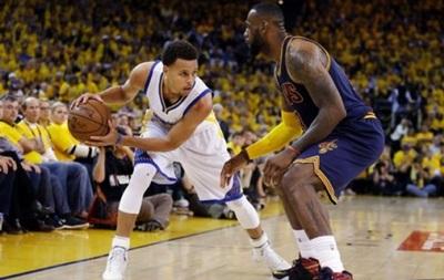 NBA: Голден Стейт в третий раз обыграл Кливленд