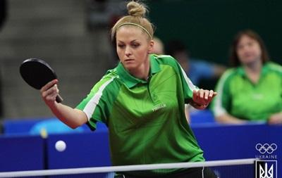 Европейские игры: Украина в настольном теннисе проиграла матч за бронзу