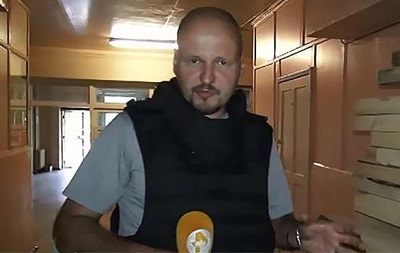 Российский канал заявил об обстреле своих журналистов в Донецке