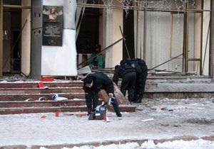 Из-за взрывов в Макеевке в Донецкой области введен особый режим