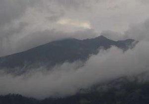 В Колумбии началось извержение вулкана Галерас. Власти объявили  максимальный уровень опасности