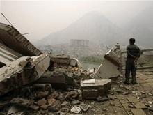 В Китае произошло новое землетрясение