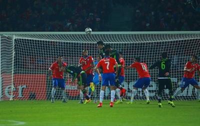 Копа Америка 2015: Чили и Мексика забили шесть голов на двоих