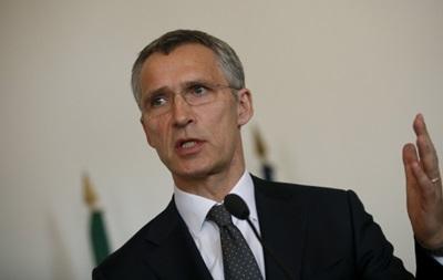 Россия может атаковать Украину очень быстро - генсек НАТО