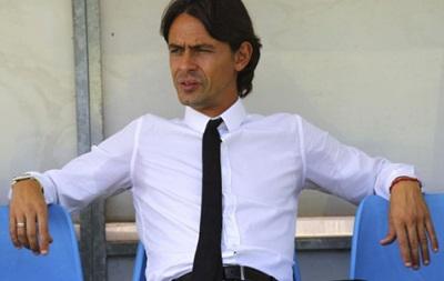 Главный тренер Милана отправлен в отставку