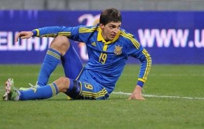 Нападающий сборной Украины отправится на сборы с российским клубом