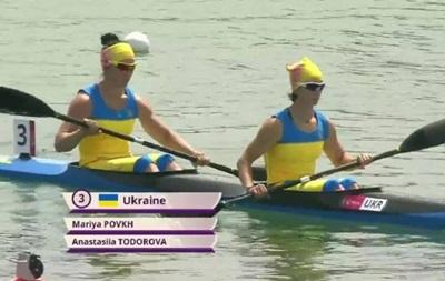 Мария Повх: Мы не сразу осознали, что стали призерами Европейских игр
