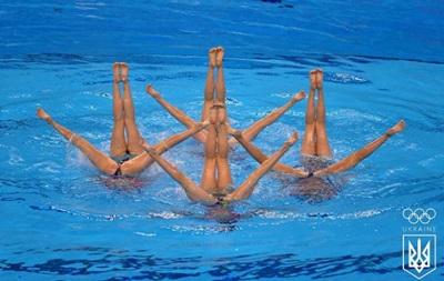 Сборная по синхронному плаванию принесла Украине бронзу