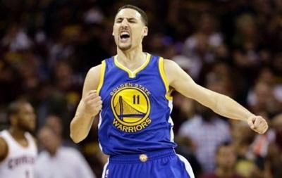 Голден Стейт завоював звання чемпіона NBA сезону 2014/15