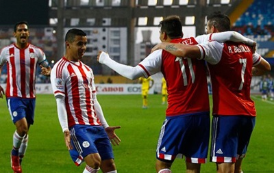 Копа Америка 2015: Парагвай минимально побеждает Ямайку