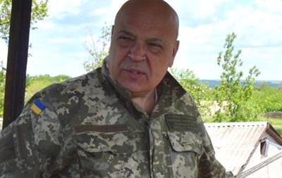 Москаль заявил в СБУ на батальон Торнадо