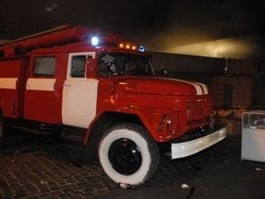 В Киеве горело два автомобиля