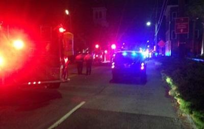 Стрельба в американской церкви: восемь погибших