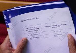 Депутаты от ПР получили инструкцию по голосованию вместо отсутствующих коллег