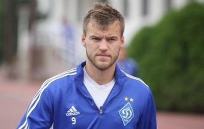 Ребров: Мне кажется, Ярмоленко нужно отпускать