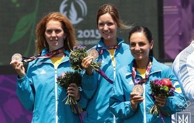 Украинские лучницы прокомментировали завоевание  бронзы  Европейских игр