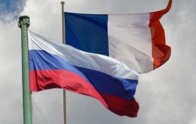 Французские приставы приступили к аресту имущества России