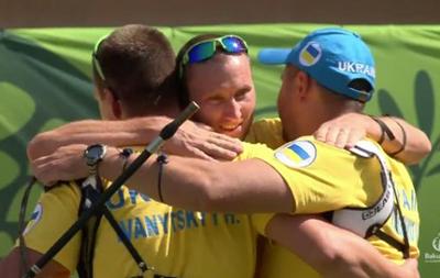 Лучники принесли Украине второе  золото  Европейских игр