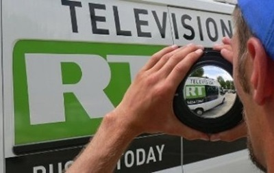 Франция арестовала счета и имущество Russia Today, РИА Новости и ТАСС