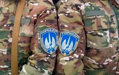 Штурма базы батальона Торнадо не будет - штаб АТО