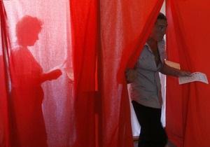 В Молдове проходит конституционный референдум
