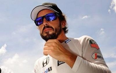 Формула-1: Алонсо оштрафован на 20 позиций на Гран-при Австрии