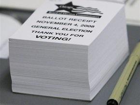 В США открылись избирательные участки во всех штатах