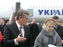 Ванникова рассказала, что Ющенко не забирал у Тимошенко самолет