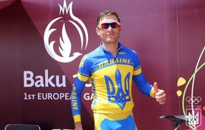 Гривко: Рад, что смог завоевать для Украины серебряную медаль