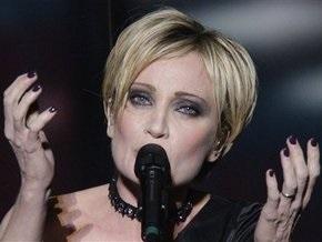 Патрисия Каас расстроена результатами своего выступления на Евровидении