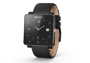 Sony выпустила свои  умные  часы на Android