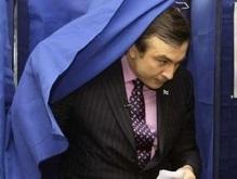 Партия Саакашвили получит конституционное большинство в новом парламенте