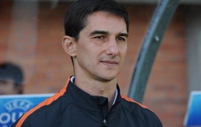Тренер Шахтера возглавил Ильичевец