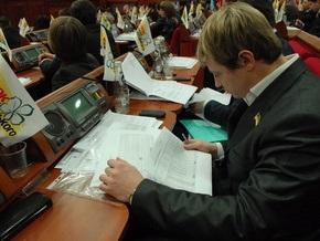 СМИ узнали, чем будет заниматься Киевсовет на следующей сессии