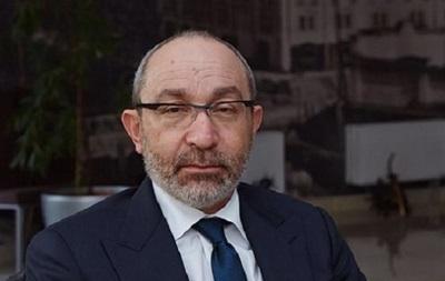В Харькове люди с оружием заблокировали гостиницу, где живет Кернес
