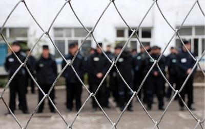 В Минюсте отчитались о количестве заключенных