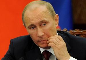 Россия сползла по вертикали власти в застой - Итоги 2012 года от Reuters