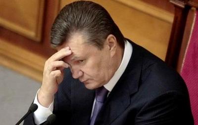 Присоединение Крыма к РФ - настоящая трагедия - Янукович