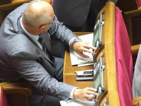 Рада приняла в новой редакции антикризисный закон о развитии АПК