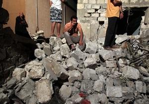 Власти Ливии заявили о гибели семи человек в результате авиаудара НАТО по Триполи