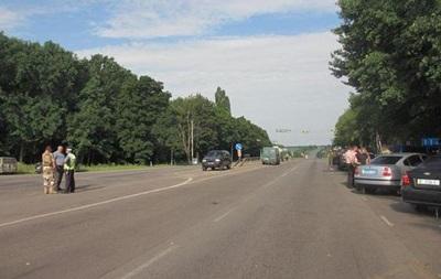 Под Полтавой взорвался грузовик с боеприпасами